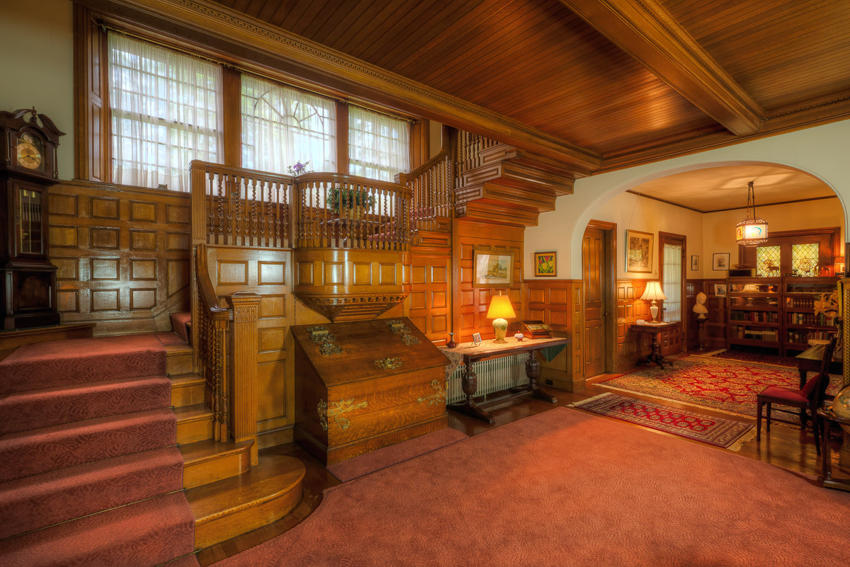 Tianderah a brownstone baronial manor gilbertsville ny for Nyc real estate for sale